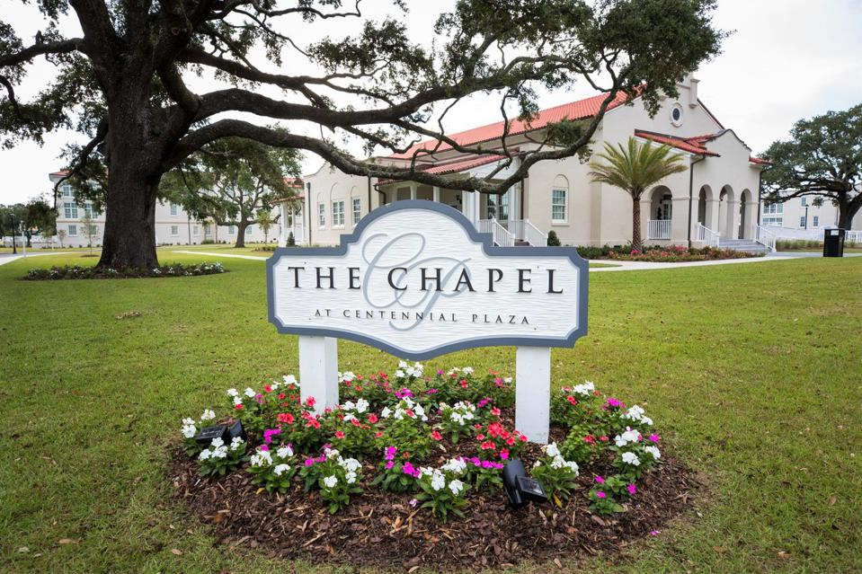 The Chapel | The Wedding Collection Bay St. Louis, MS